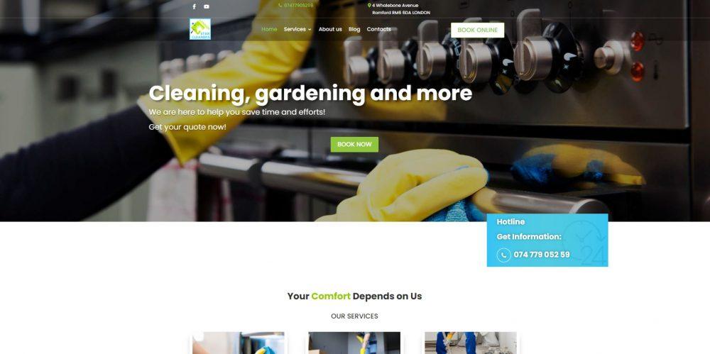 LightStar Cleaners LONDON
